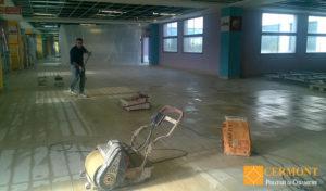 stuccatura pavimento