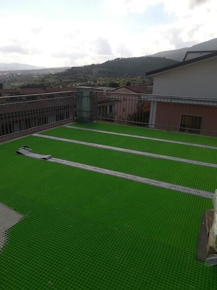 applicazione guaina impermeabilizzante terrazzo melfi