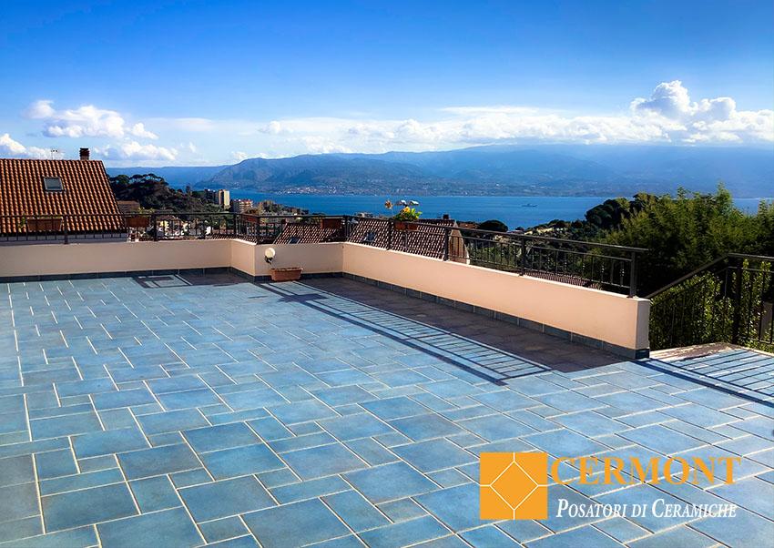 Lavori Edili terrazzo a Messina